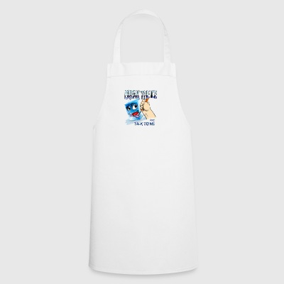 BREAK THE ICE - Cooking Apron