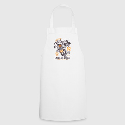 Pedal pusher - Cooking Apron