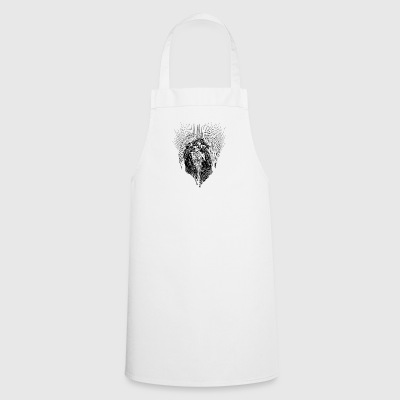 Angels with Cherubim - Cooking Apron