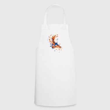 Awesome Art Design - Cooking Apron