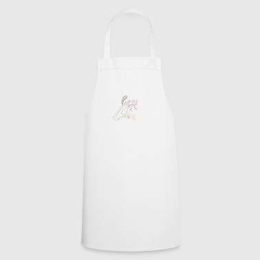 I Marry - Engagement - MEOWied - Miau Cat - Cooking Apron