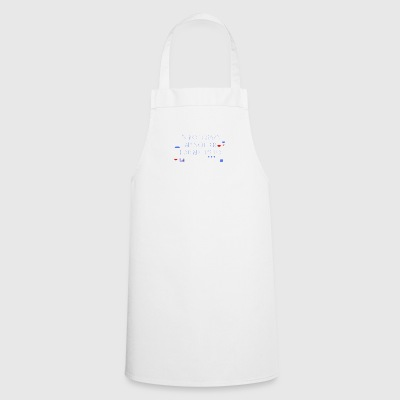 Crazy Mama Cooper Science Gift Texas - Cooking Apron
