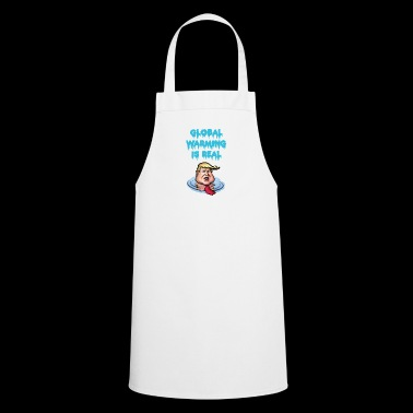 Heating is real - Cooking Apron