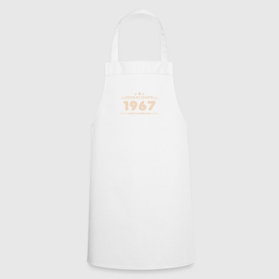 Gift for 1967 born - Cooking Apron