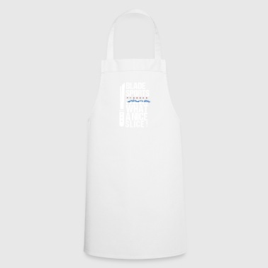 Blade Sports Knife Blades Sports Guns - Cooking Apron