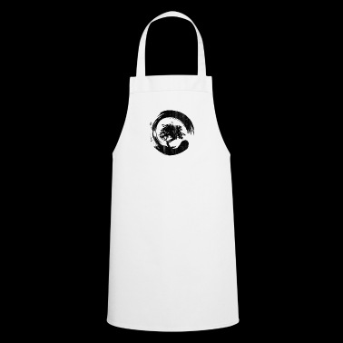 BONSAI! Buddhism, meditation, freedom - Cooking Apron