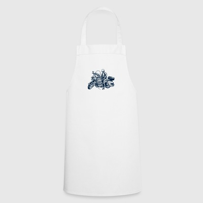 NYP D2 - Cooking Apron
