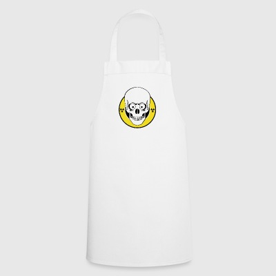 Radioactive Skull - Cooking Apron