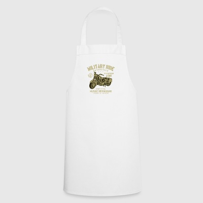Military Ride2 - Cooking Apron