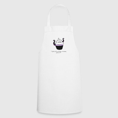 Ursula in Cupcake - Cooking Apron