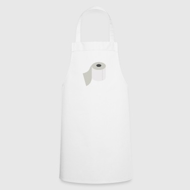 toilet paper - Cooking Apron