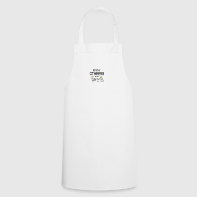 Cheers For Beer - Cooking Apron