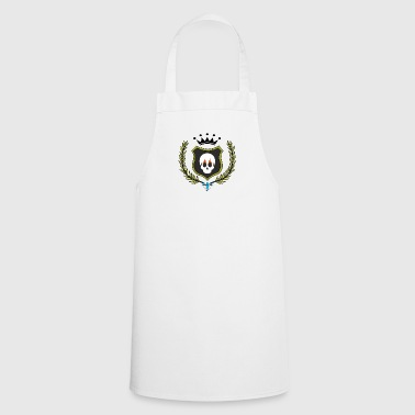 Skull Shield - Cooking Apron