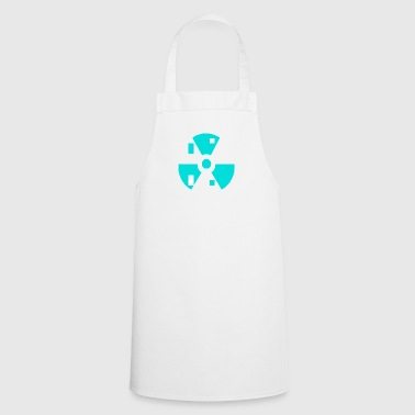 Radioactive atoms - Cooking Apron