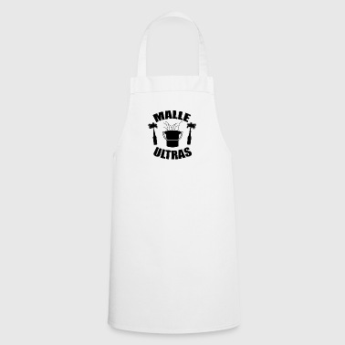 MALLE ULTRAS black - Cooking Apron
