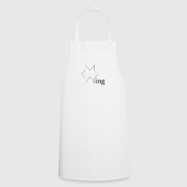 Staring in Black - Cooking Apron