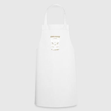 Statonated Brother Military Officer Patriot - Cooking Apron