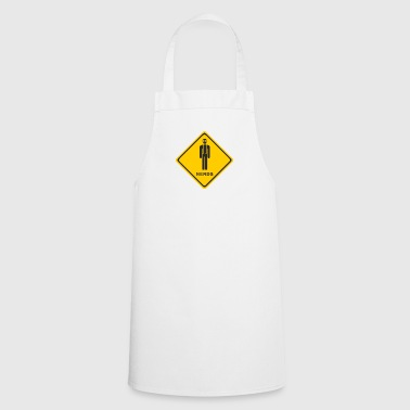 Be careful nerd - Cooking Apron