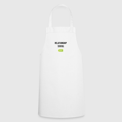I am available - Cooking Apron