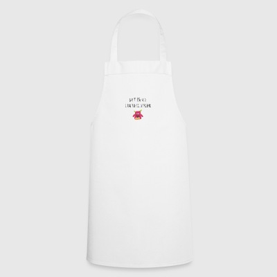 The ugly friend - Cooking Apron