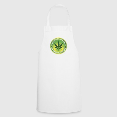 Cannabis for medical use - Cooking Apron