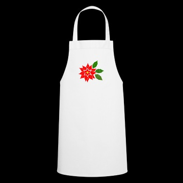 Christmas star - Cooking Apron