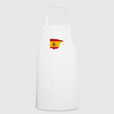 Spanish Flag - Cooking Apron