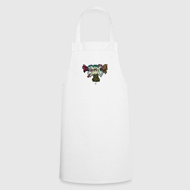 Monkey of Wisdom - Cooking Apron