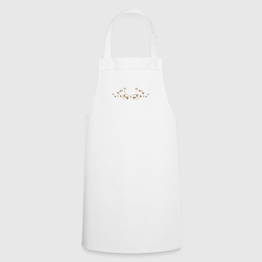 Ornament Gold - Cooking Apron