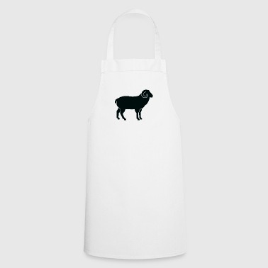 A Running Ram - Cooking Apron