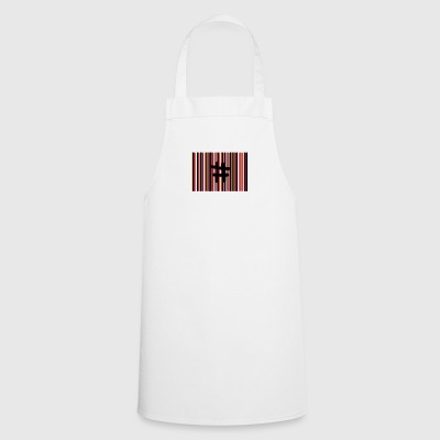 Barcode - Cooking Apron