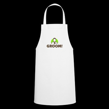 The Groom - Cooking Apron