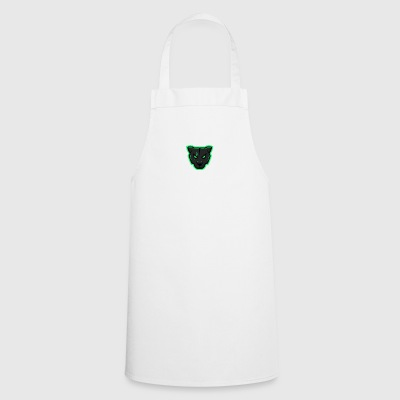 Panther Mascot - Cooking Apron