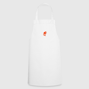 skateboard - Cooking Apron