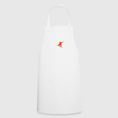 snowboard - Cooking Apron
