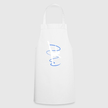 Figure skating Ice skating Ice dance figures - Cooking Apron