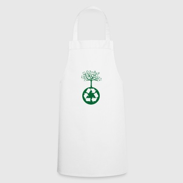 Earth Day / Earth Day: Recycling heals the Worl - Cooking Apron