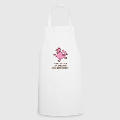 Pig Wings - Cooking Apron