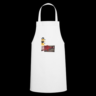 Golden gate - Cooking Apron