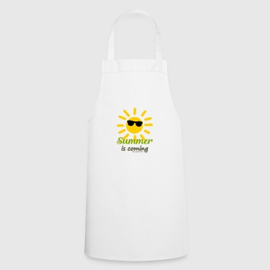SummerIsComing - Delantal de cocina