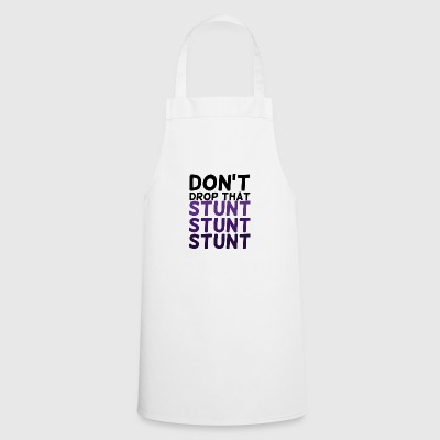 Cheerleader: Don't Drop That Stunt Stunt Stunt - Cooking Apron