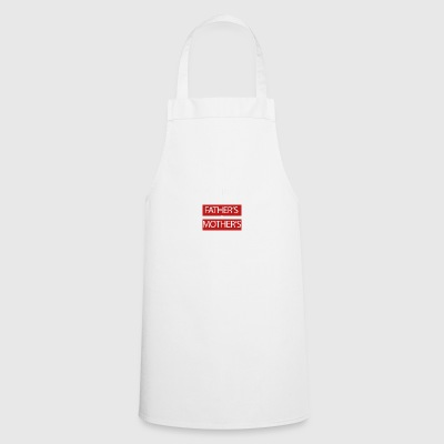 Fathersday-fathers day-mothersday-mothersday - Cooking Apron