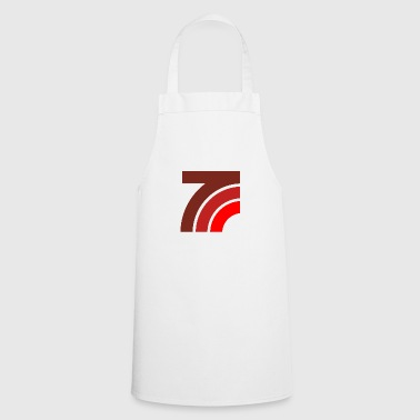 Graphic curves - Cooking Apron