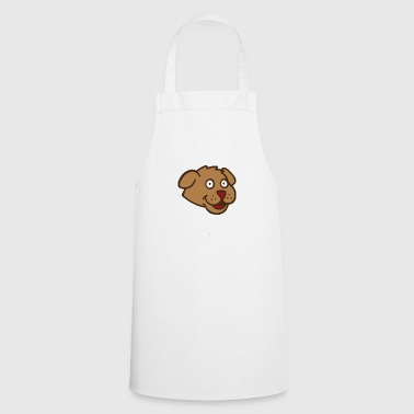dog - Cooking Apron