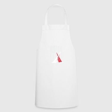 American sail sailing americas cup match Race foil - Cooking Apron
