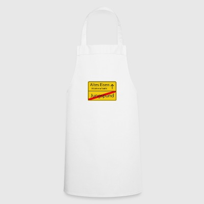 Old iron birthday 30 years - Cooking Apron