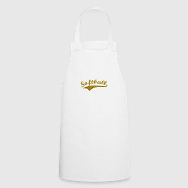 Softball v3 - Cooking Apron