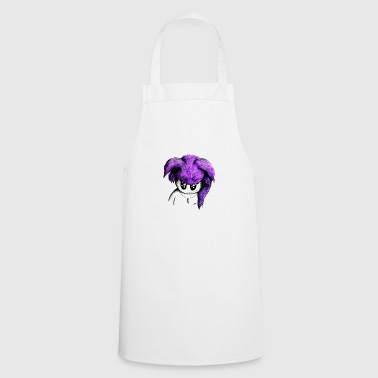 Shaman Snap Purple - Cooking Apron