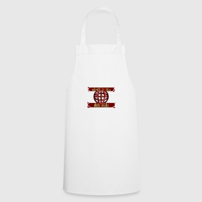 Skull 2 ​​the drk side - Cooking Apron