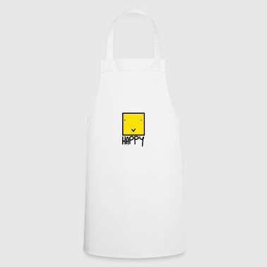 Happy - Cooking Apron